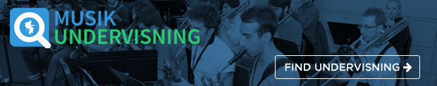 Find undervisning i saxofon, klarinet, fløjte, trompet, og mere