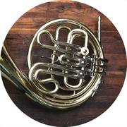 French horn repair