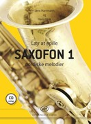 Sheet music saxophone