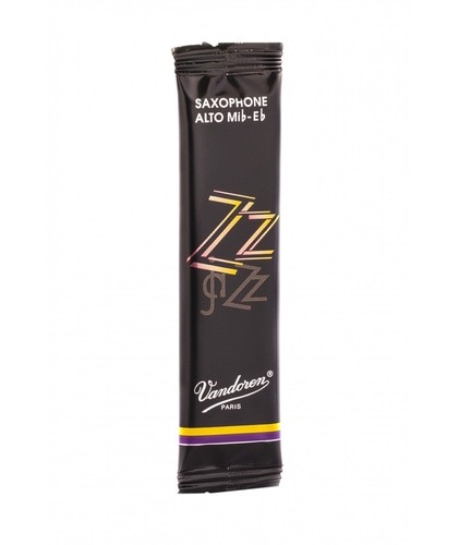 Vandoren ZZ, single reed, alto sax