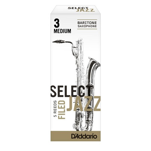 Rico Select Jazz Filed barytonsax blade