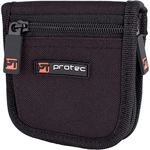 Protec A220ZIP Mouthpiece Pouch Small Brass