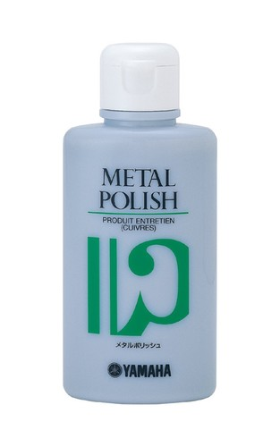 Yamaha metal polishing agent