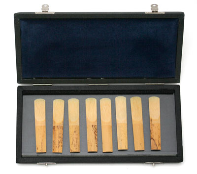 Reed case Nonaka Boeki for clarinet/alto saxophone