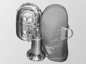Gig-Bag Tuba Eb/F Supersac