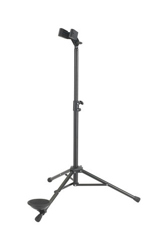 K&M bassoon/bass clarinet stand 15010-55