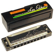 Lee Oskar blues harp