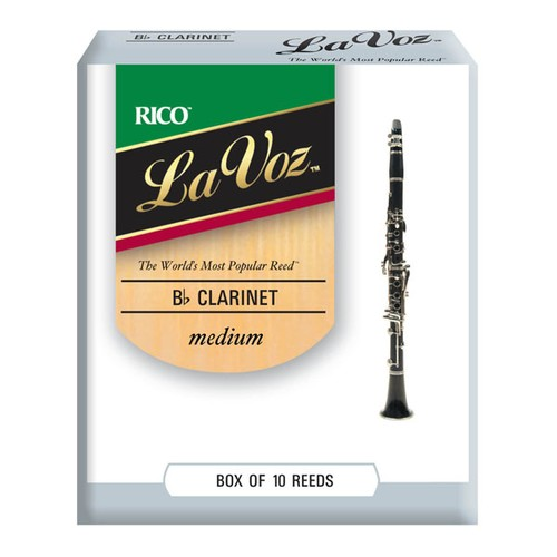 Lavoz Bb clarinet reeds