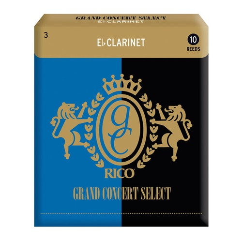 Rico Grand Concert Select Eb clarinet reeds
