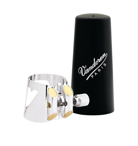 Vandoren Optimum LC01P Bb clarinet ligature