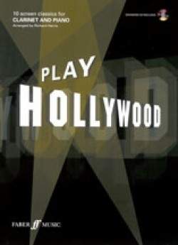 Play Hollywood Clarinet & Piano