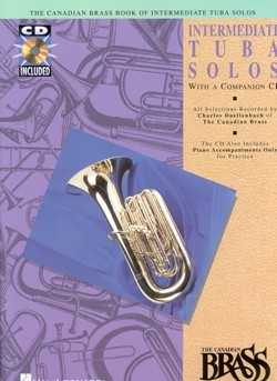 The Canadian Brass Of Intermediate Tuba Solos