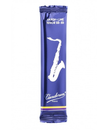 Vandoren Traditional, single reed, tenor sax