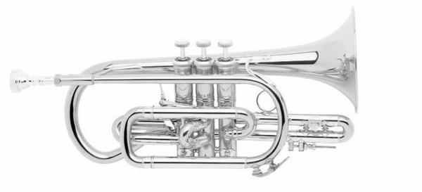 Bach Stradivarius Bb cornet 184ML