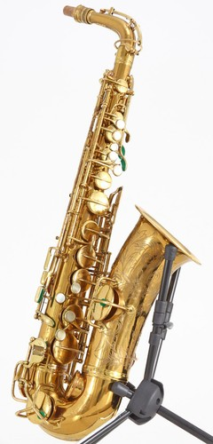Brugt Conn altsaxofon model New Wonder