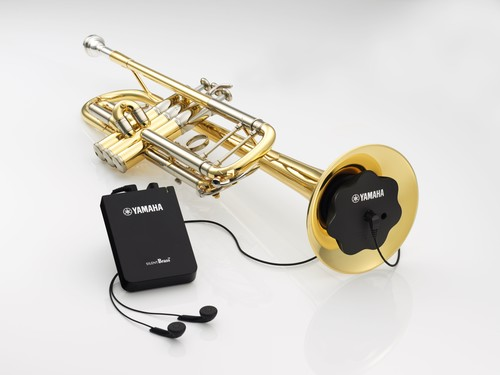 Yamaha Silent Brass mute and Personal Studio SB7X for trumpet