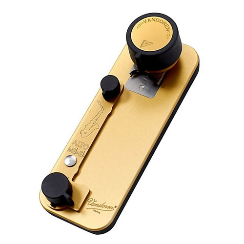 Vandoren reed trimmer for alto saxophone