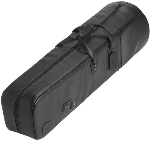 Reunion Blues leather tenor trombone case
