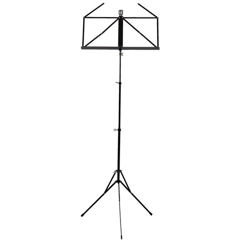 Wittner music stand 961, black