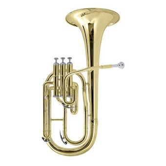 Tenor horn - Besson New Standard