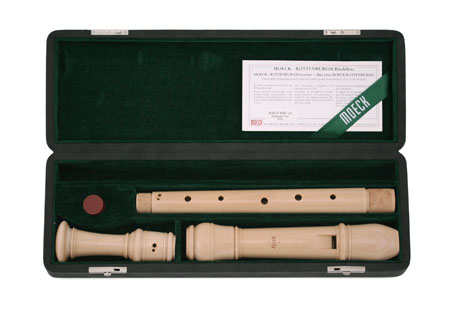 Moeck Rottenburgh tenor recorder