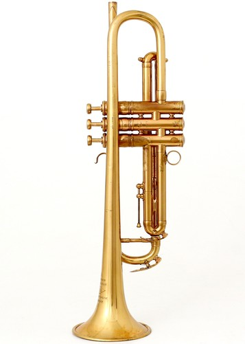 Besson Meha Perfectionee Bb-trumpet (pre-owned)