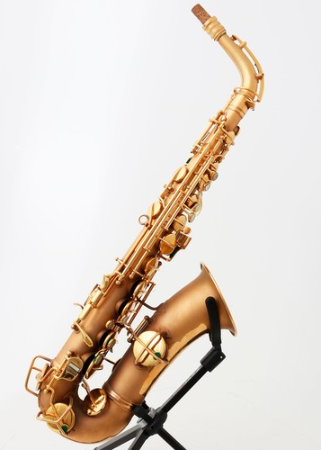 Conn Alto Sax Chu Berry (1930) #229710 - Gold Plated