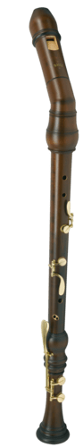 Moeck bass recorder, Rottenburgh 4541