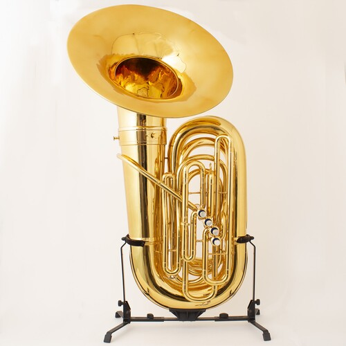 York Master Bell Front Bb-Tuba (pre-owned)
