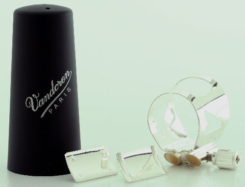 Vandoren LC01P Optimum ligature Bb clarinet