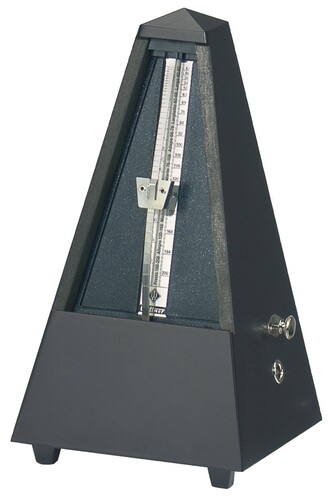 Wittner 816M Metronome Pyramide with bell
