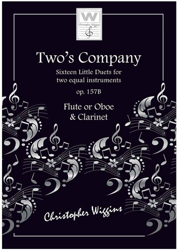 Two's Company for Flute or Oboe and Clarinet