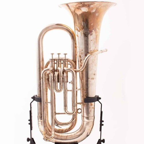 Boosey & Hawkes Regent silverplated Eb-tuba (pre-owned)