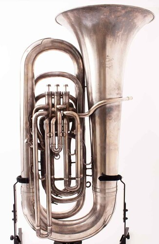 Besson New Standard Bb-tuba (pre-owned)