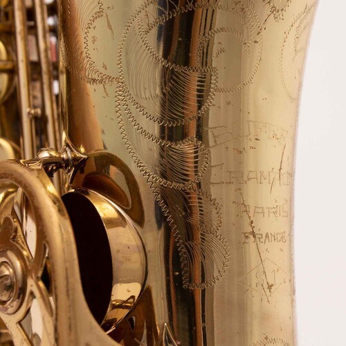 Buffet Crampon S1 Alto sax #241555 pre-owned