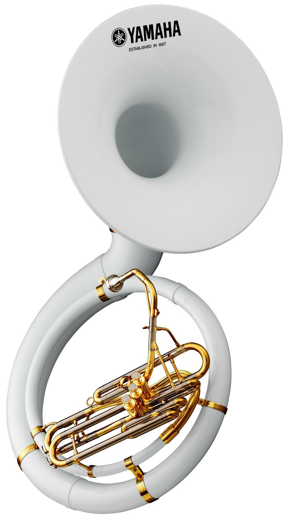 Tuba Sousaphone Yamaha