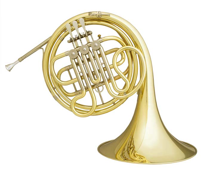 French Horn F, Hans Hoyer, 700-L