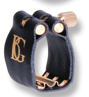 BG Revelation Jazz ligature for tenor sax (metal mouthpieces)