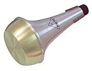Bass trombone Jo-Ral Straight Mute Messing TRB-4B