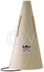 French horn Denis Wick Wooden Straight Mute 5554