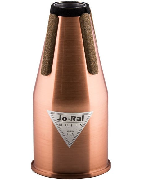 French horn Jo-Ral Straight Mute copper FR-C