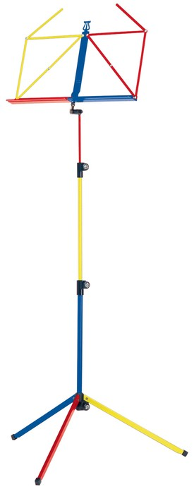 K&M 100/1 music stand multi color