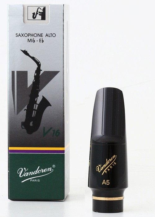 Vandoren V16 mouthpiece for alto sax