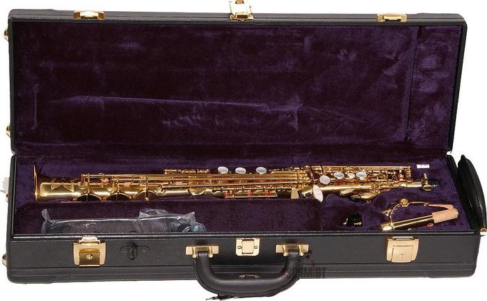 Buy soprano saxophone yamaha yss 875ex world wide shipping for Yamaha custom ex soprano
