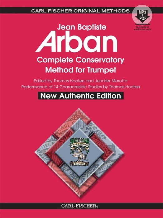 Arban Complete Conservatory Method for Trumpet