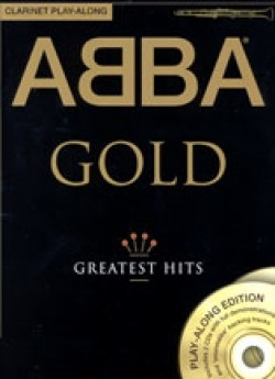 ABBA Gold for clarinet