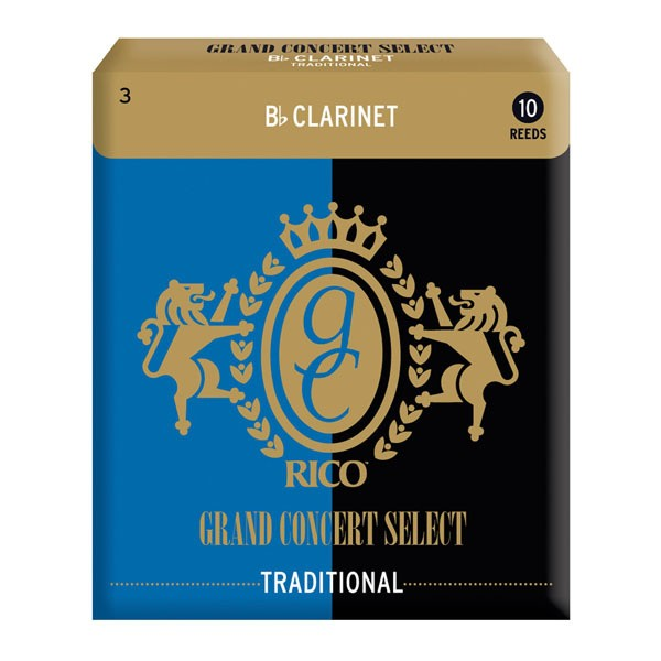 Grand Concert Select Bb clarinet reeds