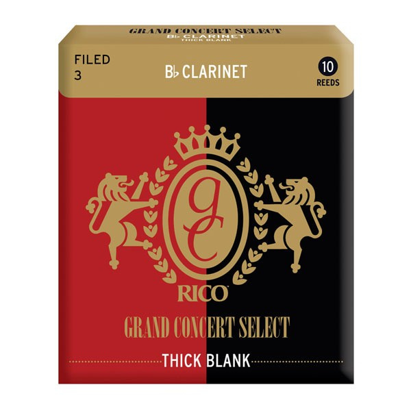 Grand Concert Select Thick Blank Bb-klarinet blade