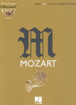 Mozart Horn Concerto In D Major