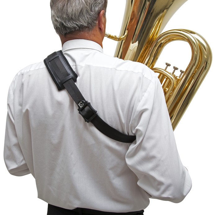 BG T03 shoulder strap for tuba/euphonium